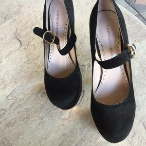 Chinese Laundry High Heels Black Size 9